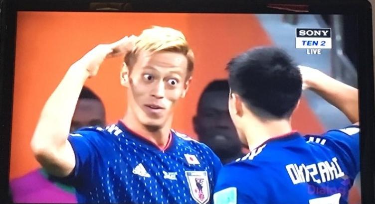 2018 FIFAワールドカップ ロシア、セネガル戦の全得点は本田圭佑のアシストのおかげ!?