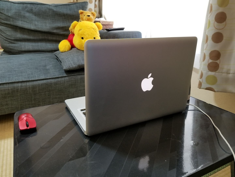 MacBookは10年使える?MacBookを10年い続けられた理由