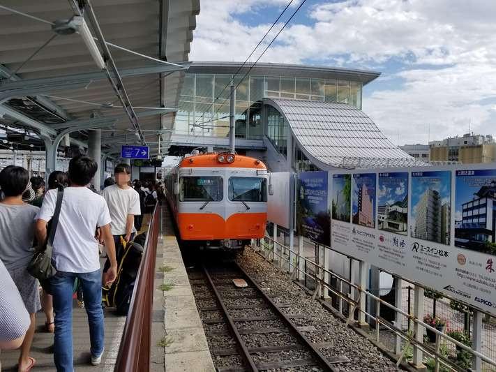 通勤電車はしんどい、1日4時間通勤の経験から楽にするアイディア紹介