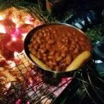 男の憧れワイルドなキャンプ飯!!缶詰を使った簡単料理で映画のワンシーン完全再現!?