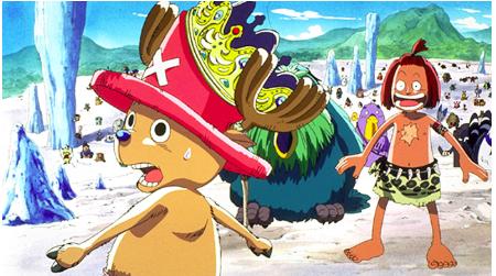 【ネタバレ注意】映画ワンピース珍獣島のチョッパー王国を今更ながら見てみた。