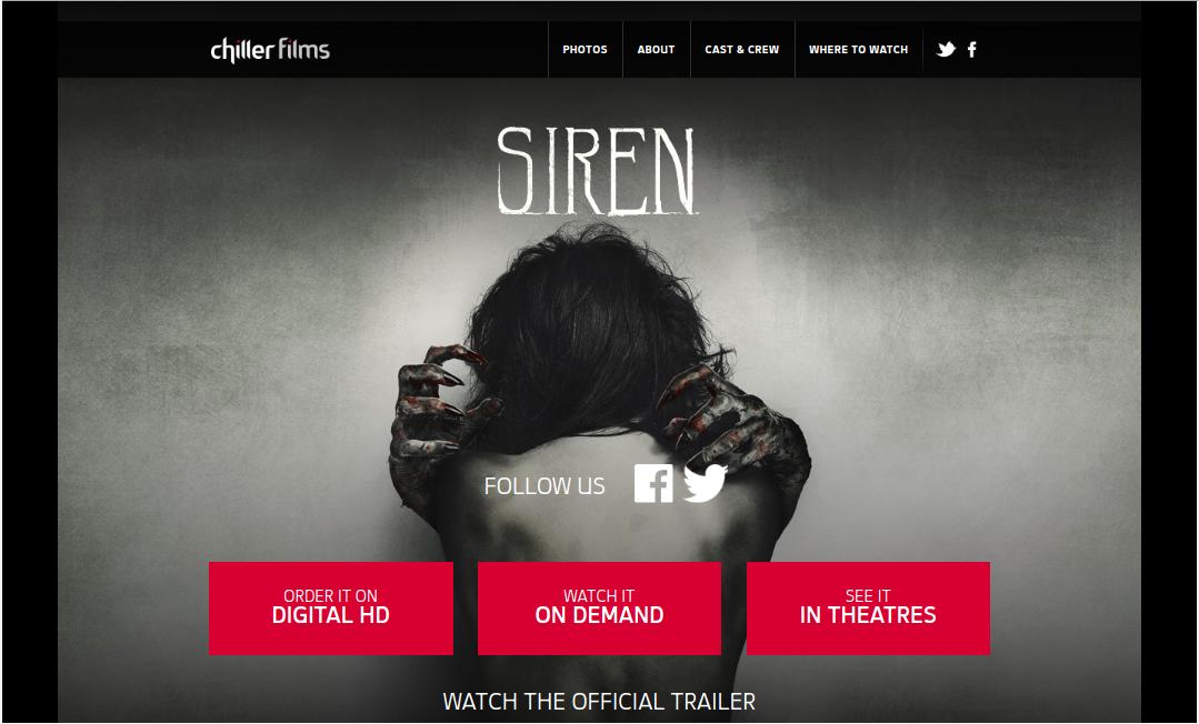 【ネタバレ注意】ホラー映画:SIREN(サイレン)はちょっぴり大人なB級映画!?