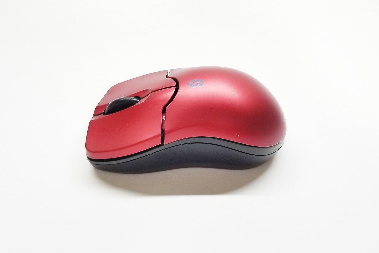 サンワプライズの小型ワイヤレスマウスMA-BTBL27はオススメの一品。iPadのお供にもよさそう。